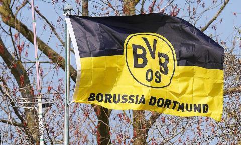 BVB-Flagge