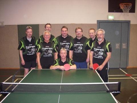 DTB V - Meister der 3. Kreisklasse 2011-2012